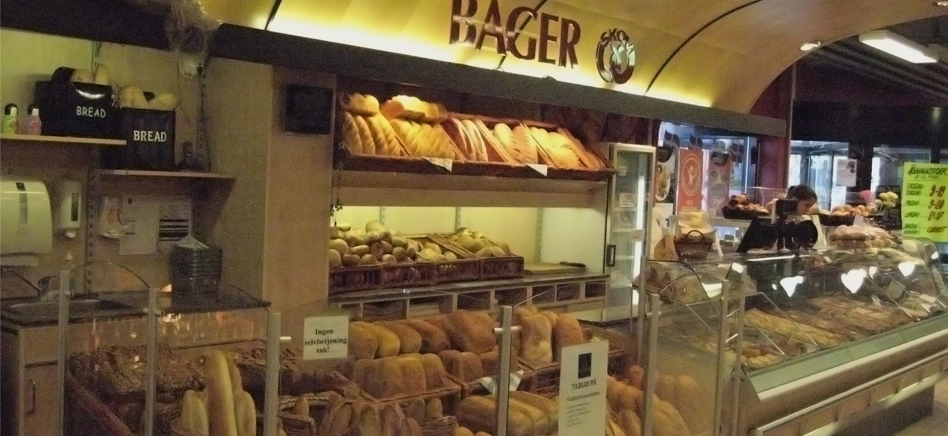 Butikker Skovs Bagerier Kolding
